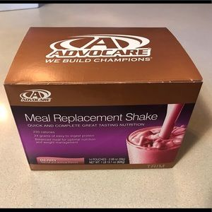 Advocare Meal Shake BERRY